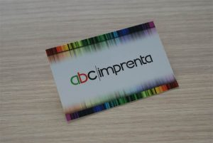 tarjetas de visita comerciales